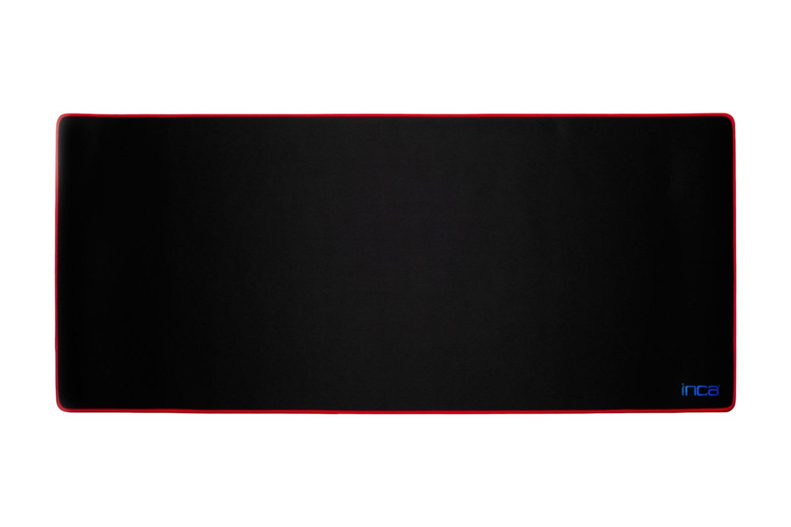 Inca IMP-018K Kırmızı Dikişli XXL Mouse Pad