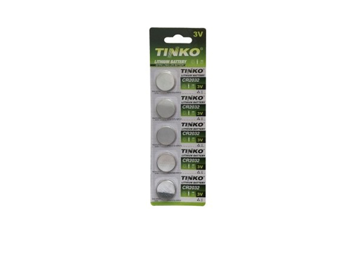 Tinko CR2032 3V - Düğme Pil