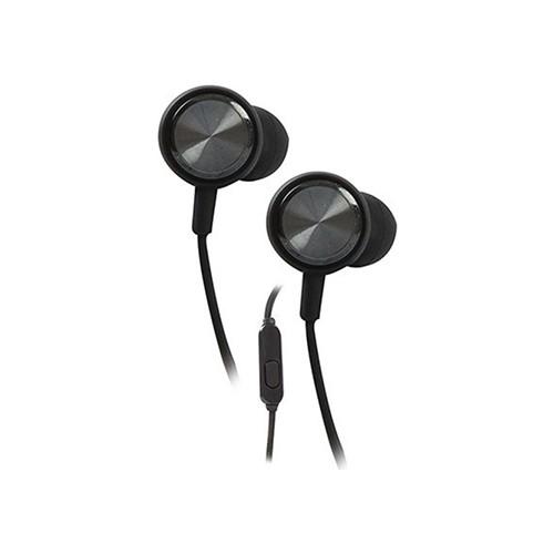 Hytech HY-XK15 Mobil Telefon Uyumlu Kulak içi Siyah Mikrofonlu Kulaklık