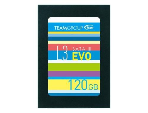 "Team T253LE120GTC101 120 GB SATA3 2.5"" 7mm SSD (Solid State Disk)"