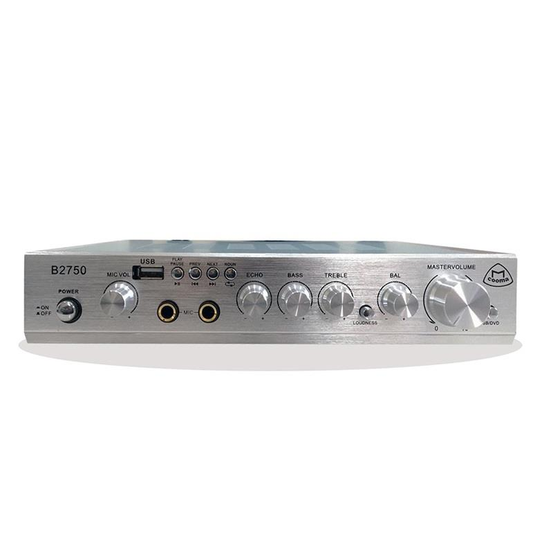 COOMA  B2750 STEREO POWER MIXER AMPL
