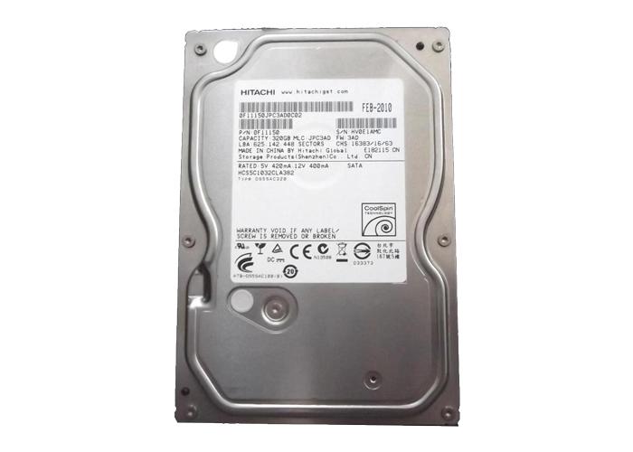 """Hitachi 320 Gb 3.5"""" Hard Disk HSC5C1032CLA382"""