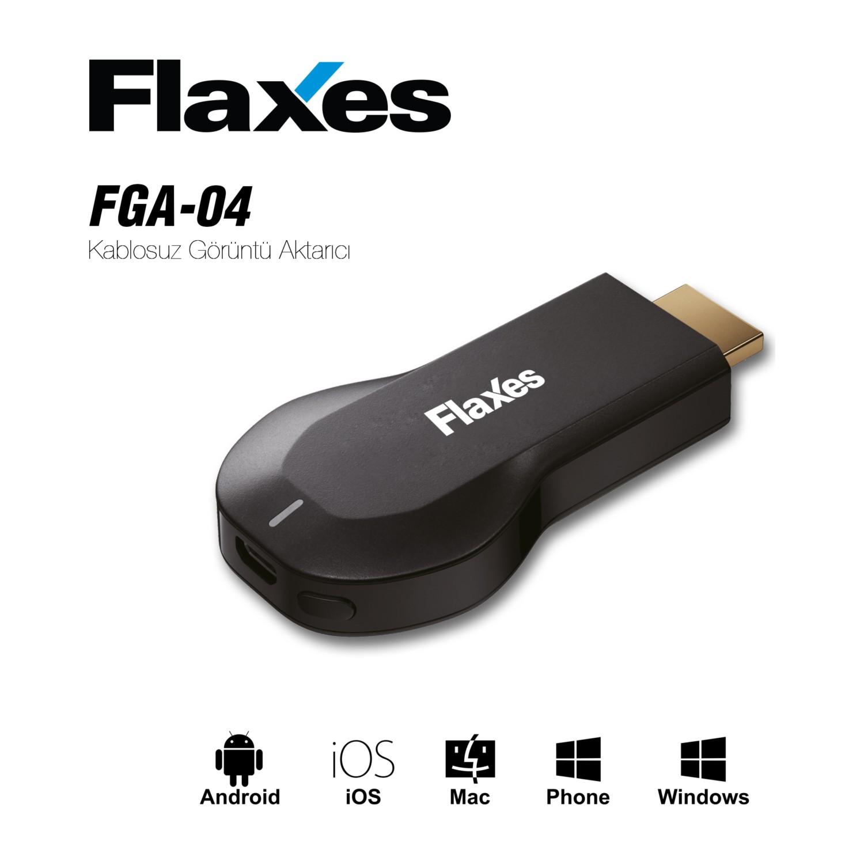 Flaxes FGA-04 Anycast Görüntü Aktarıcı