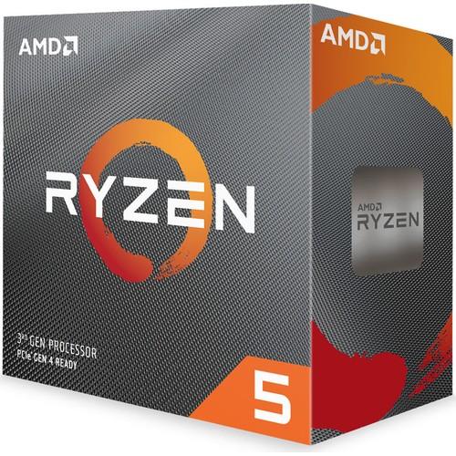 AMD Ryzen 5 3600 3.6GHz 35MB Önbellek 6 Çekirdek AM4 7nm İşlemci