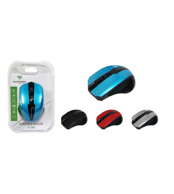 PL-1809 WIRELESS MOUSE