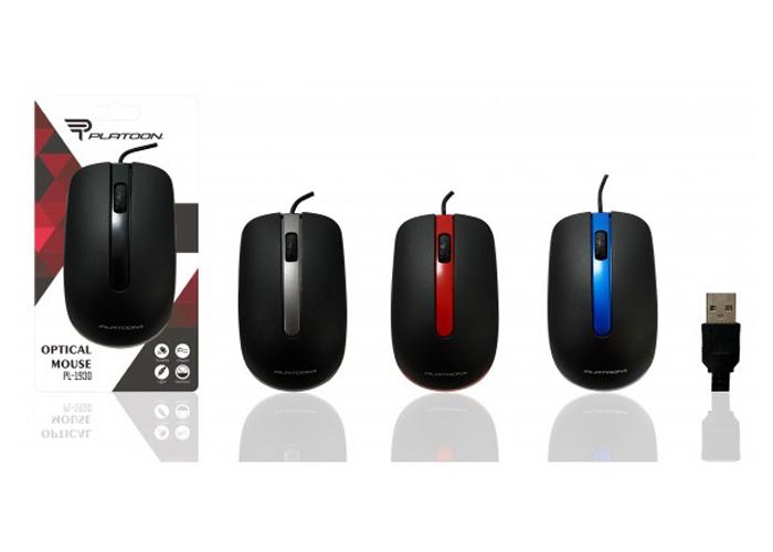 Platoon PL-1930 USB Mouse Lux Vakum
