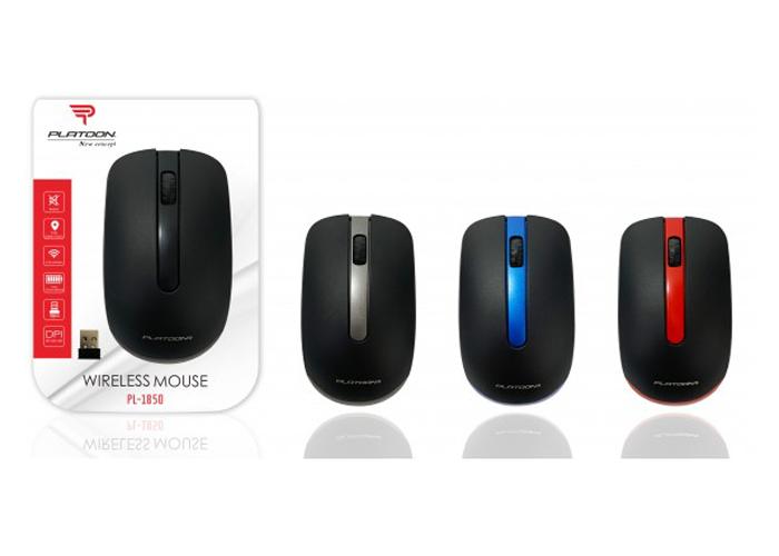 Platoon PL-1850 Wireless Mouse Lux Vakum