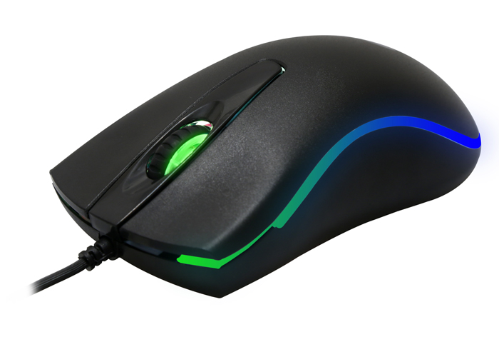 Everest SM-M9 Usb Siyah 3D Optik Led Mouse