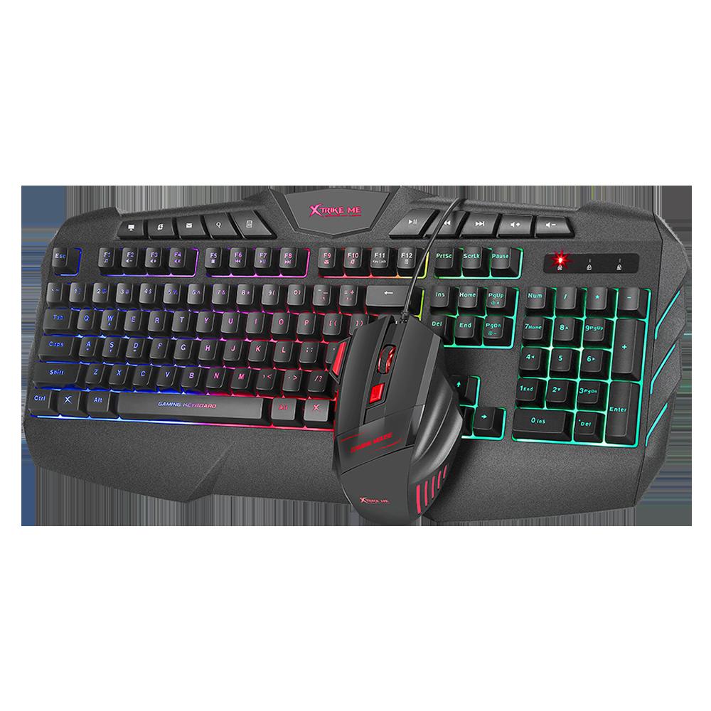 Xtrike Me MK-880KIT Klavye + Mouse Oyuncu Kiti