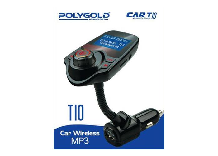 PolyGold CN-42 X5 Bluetooth Araç Kiti