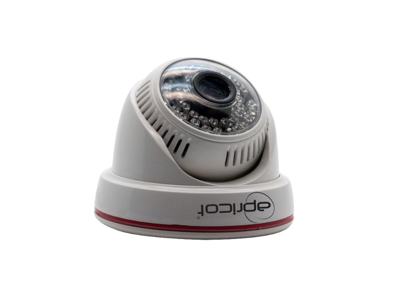 Apricot APD-36 AHD 2 Megapixel 3.6mm Plastik Dome Güvenlik Kamerası