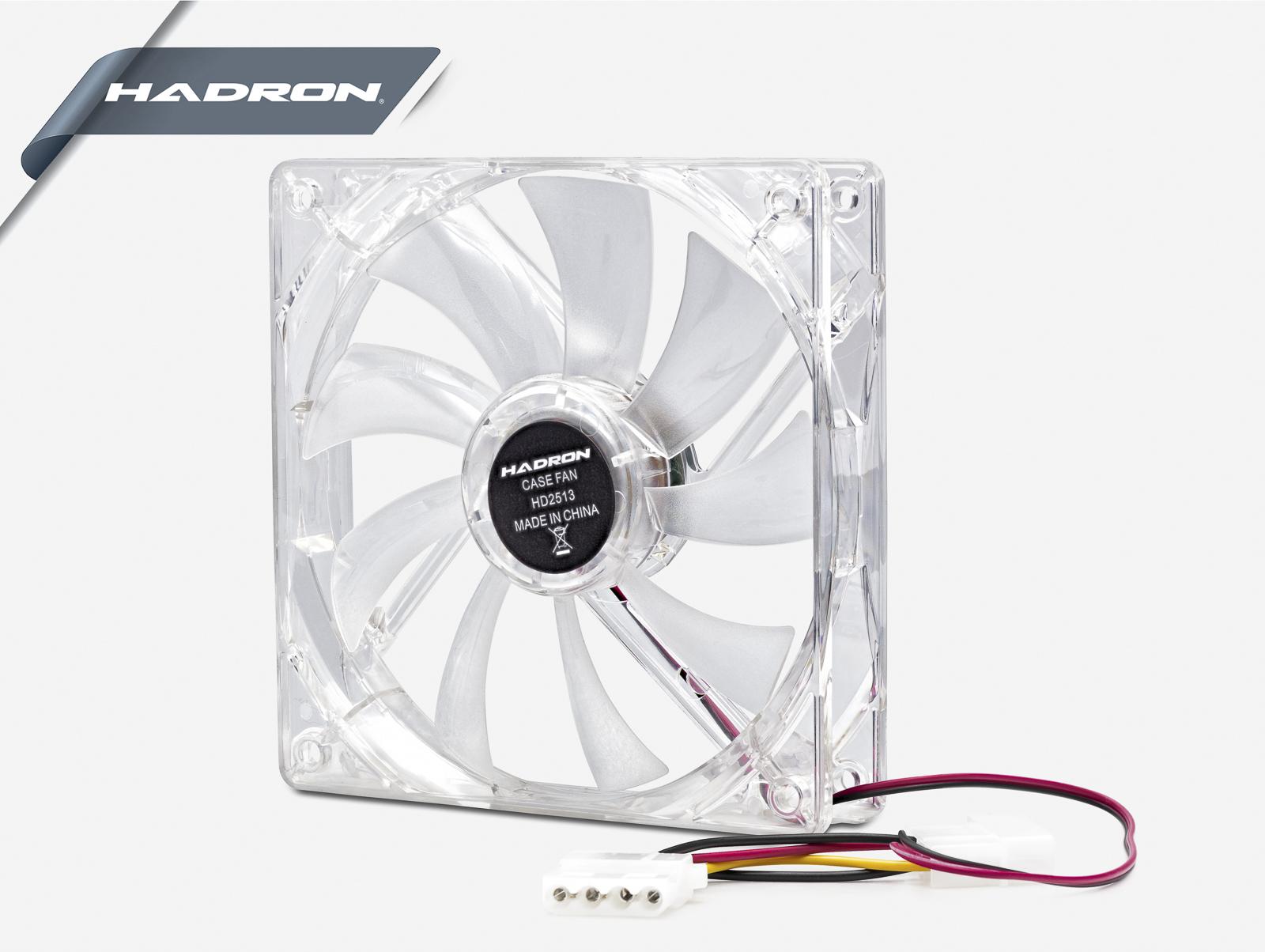 Hadron Hd2513 Kasa Fanı 12Cm Işıklı Lux Tasarım