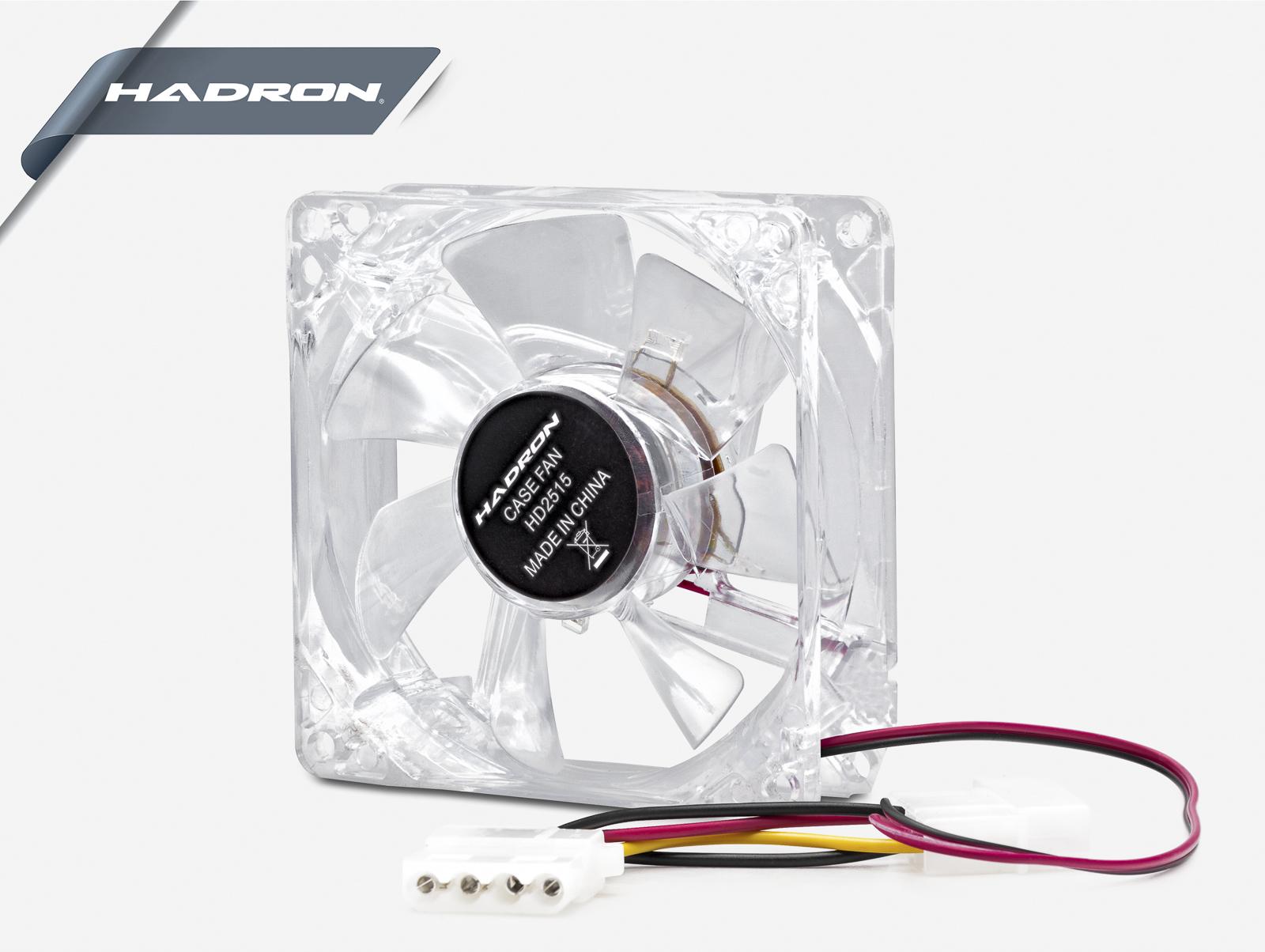 Hadron Hd2515 8 Cm Işıklı Kasa Fanı 8Cm Fan