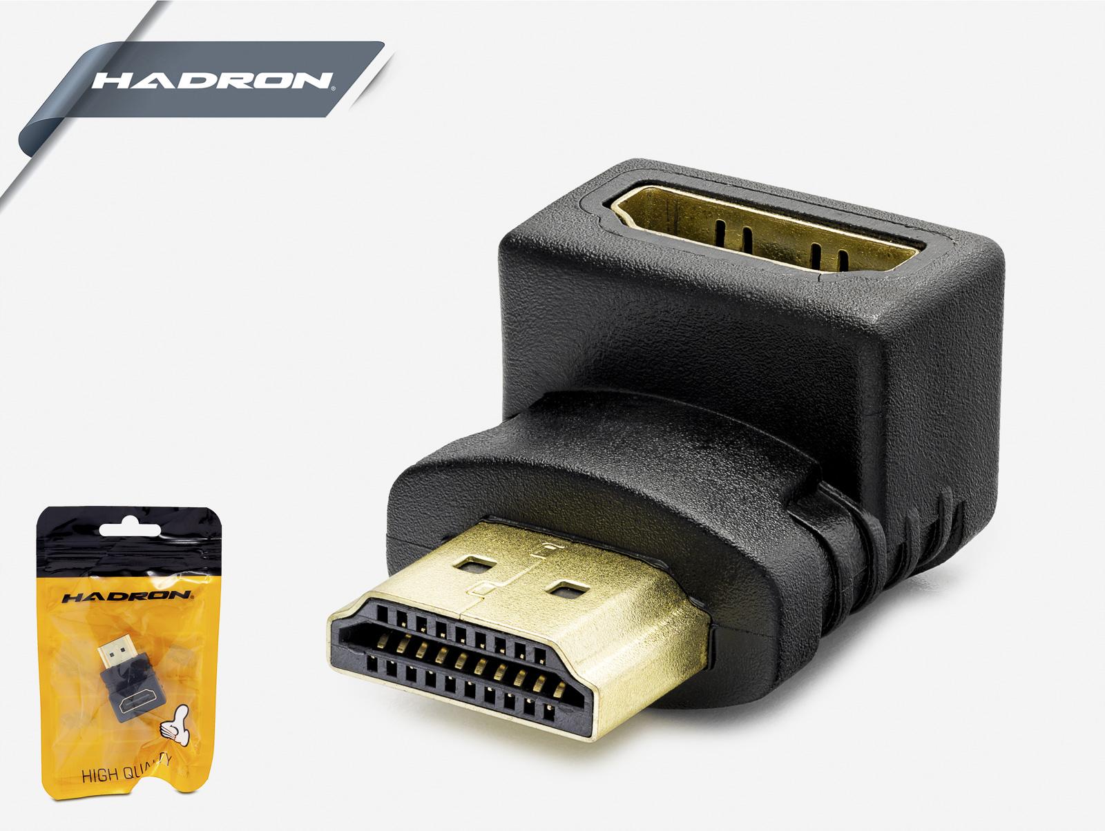 Hadron Hd4048 Hdmı Adaptör M/F L Tip