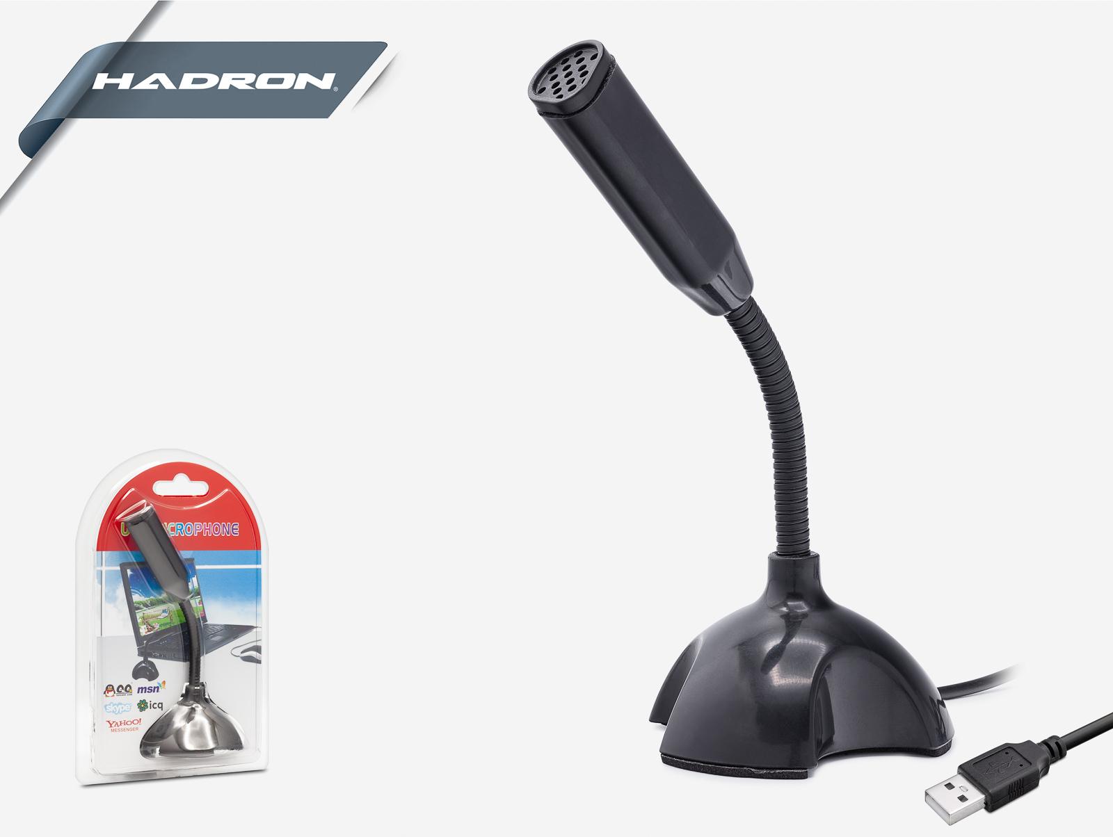Hadron Hd553 Siyah Mikrofon