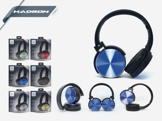 Hadron Hd7103 Bt Tf Card Fm Mikrofonlu Kulaklık