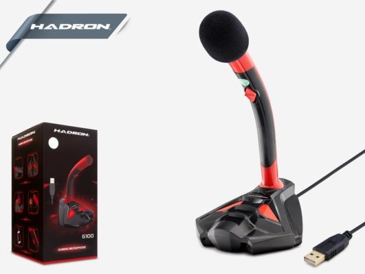 Hadron Hdg100 Oyun Mikrofon Usb Girişli