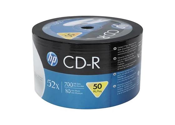 Hp Cd-R 50Li Spn-Cre00070-3