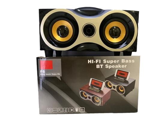Ht-6904 F6 Hi-Fi Superbass Bluetooth Speaker