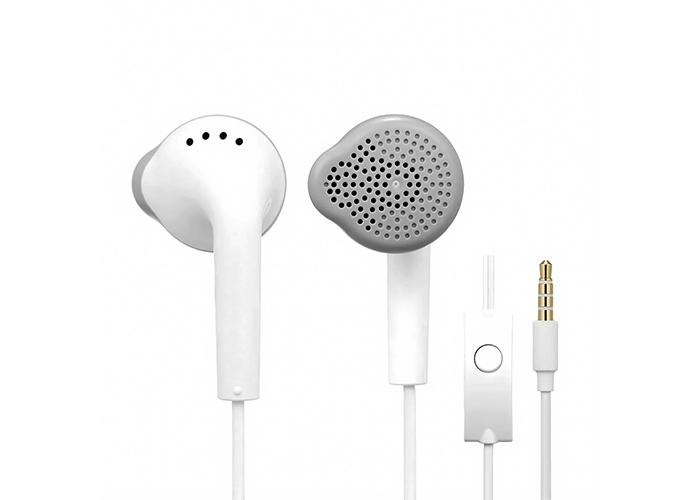 Hytech HY-XK01 Mobil Telefon Uyumlu Kulak içi Beyaz Mikrofonlu Kulaklık (Poşetli)