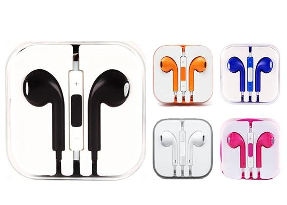 Ip-5 Kulak İçi Mikrofonlu 3.5Mm Kulaklık