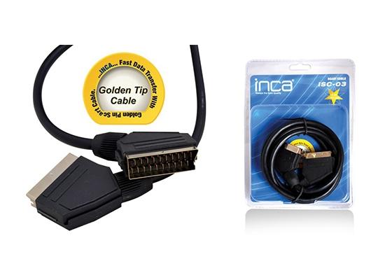 Inca Isc-03 Scart Kablo 1.8Mt