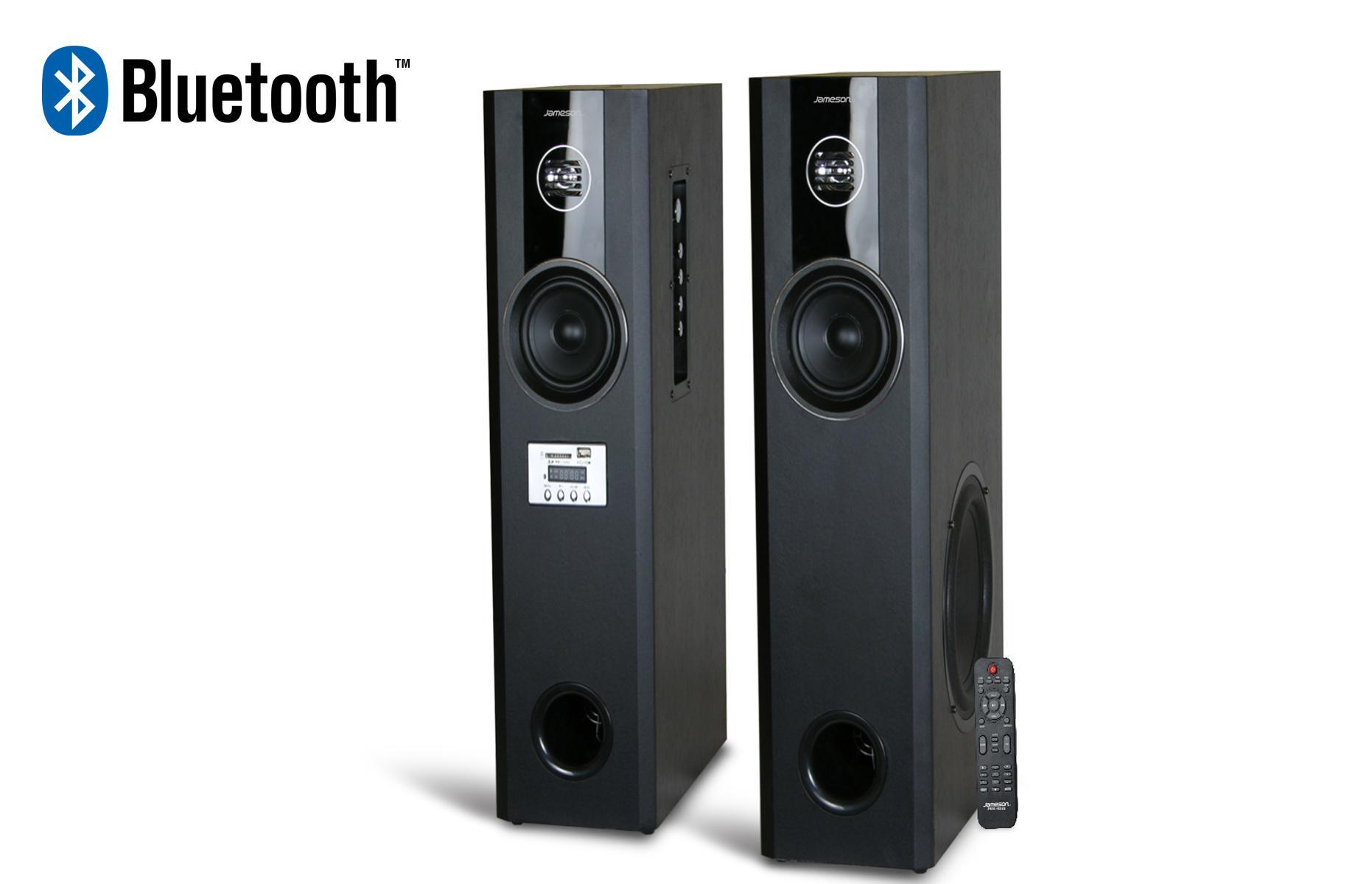 Jameson Js-4510Bt USB/SD/FM 1+1 Ev Sinema Ses Sistemi