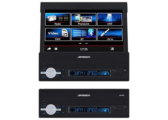 Jameson Js-905 Navigasyonlu Bluetooth/Sd/Usb Indas