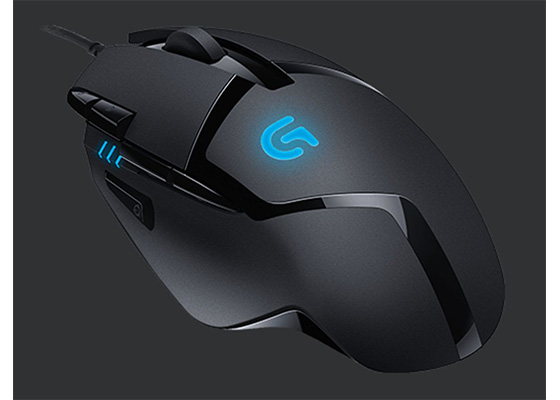 Logitech G402 Hyperion Fury Ultra-Fast FPS Laser Gaming Mouse