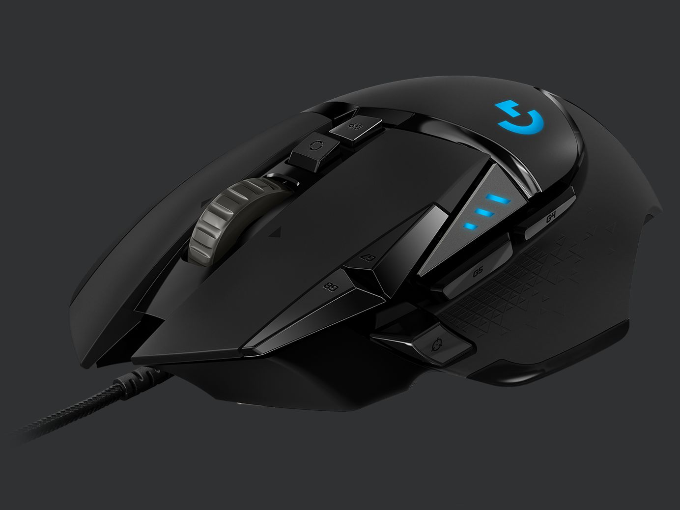 Logitech G502 HERO SE Wired RGB-Black Optical Gaming Oyuncu Mouse