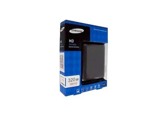 """Samsung M3 320 Gb 2.5"""" Usb 3.0 Harici Taşınabilir Hard Disk"""