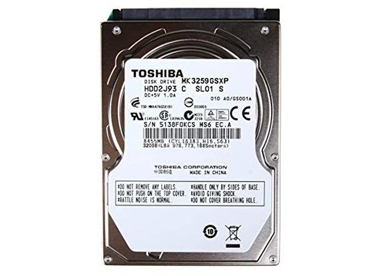 "Toshiba 320Gb Mk3259Gsxp 2.5""  Hdd"