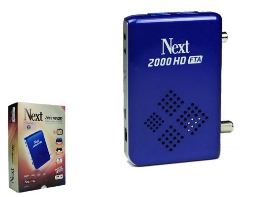 Next Ye-2000 Hd Fta Uydu Alıcısı