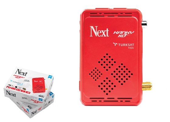 Next Ye-Kanky Hd Uydu Alıcısı