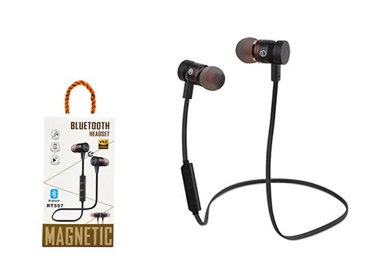 Pl-2071 Bluetooth Kulaklık Siyah