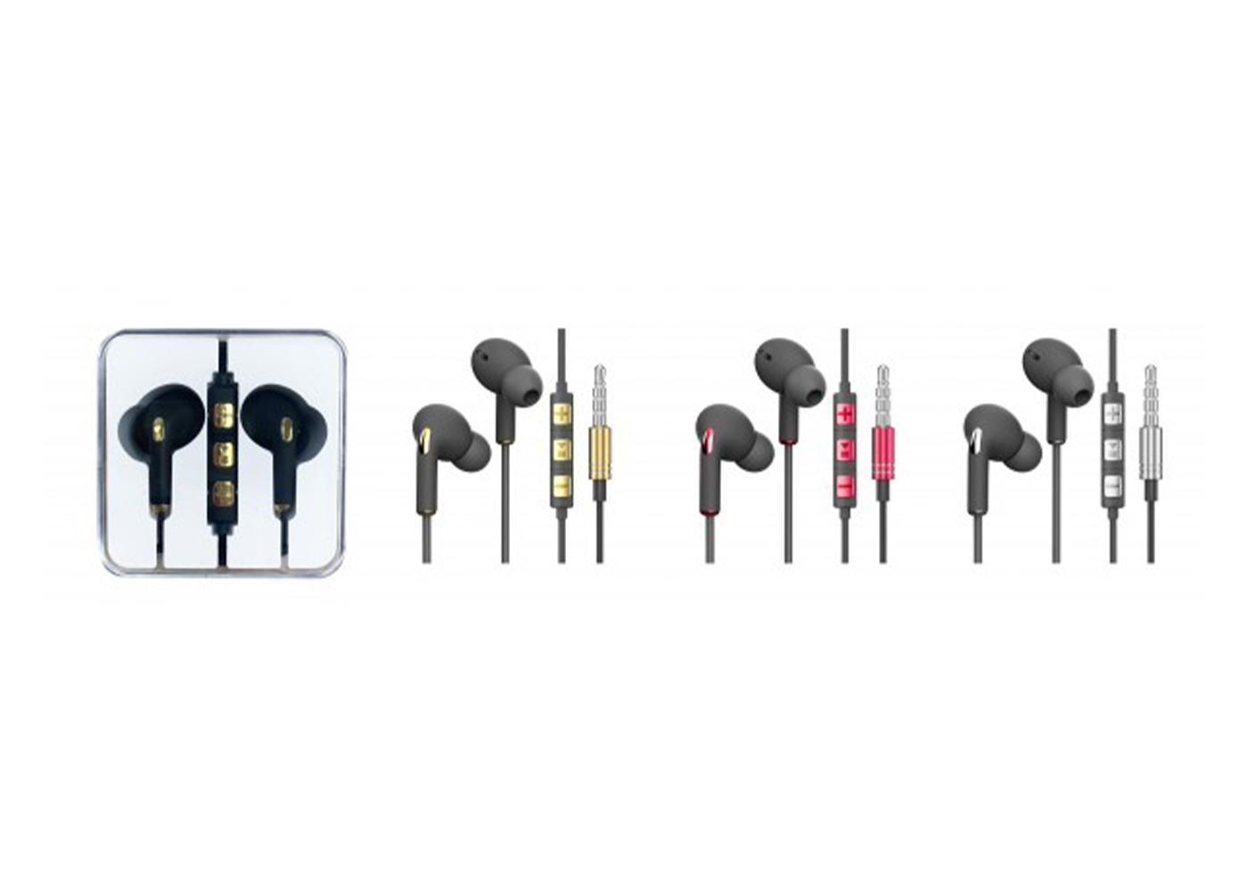 Platoon PL-2103 Kulakiçi Mikrofonlu MP3 Kulaklık