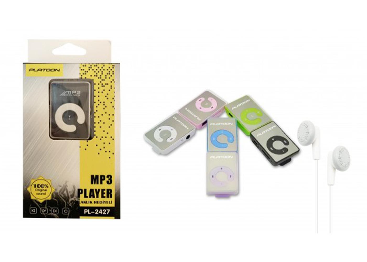 Platoon PL-2427 MP3 Çalar