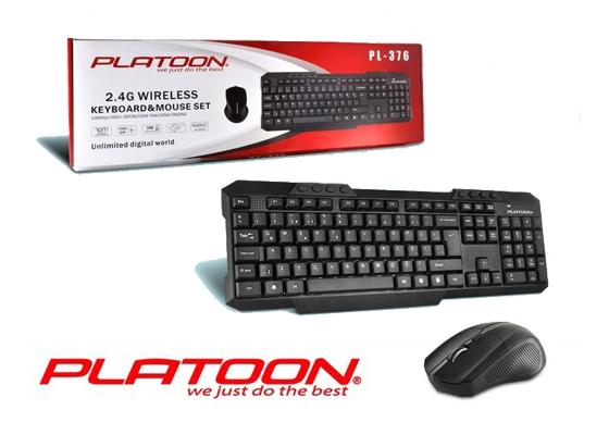 Pl-376 Wıreless Klavye Mouse Set