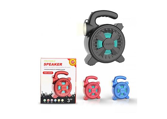 Platoon PL-4113 FM/SD/USB Bluetooth Speaker
