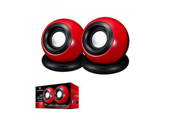 PLATOON PL-4124 PC USB 1+1 MINI SPEAKER