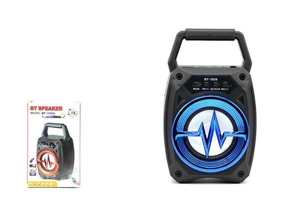 Pl-4140 Işıklı Bt Usb/Sd/Fm/Aux Speaker