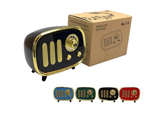 Pl-4191 Usb/Sd/Fm Bt Speaker