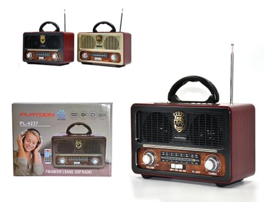 Platoon Pl-4237 Fm Speaker