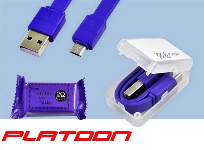 Platoon Pl-8422 Samsung Micro Luna Uç 20 Cm Kablo