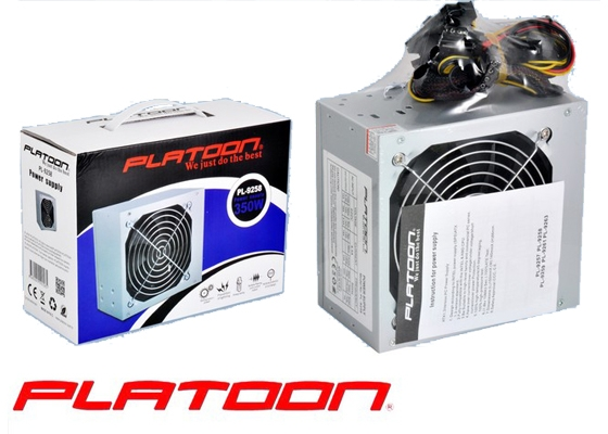 Platoon Pl-9258 350W Kutulu Power Supply 12Cm