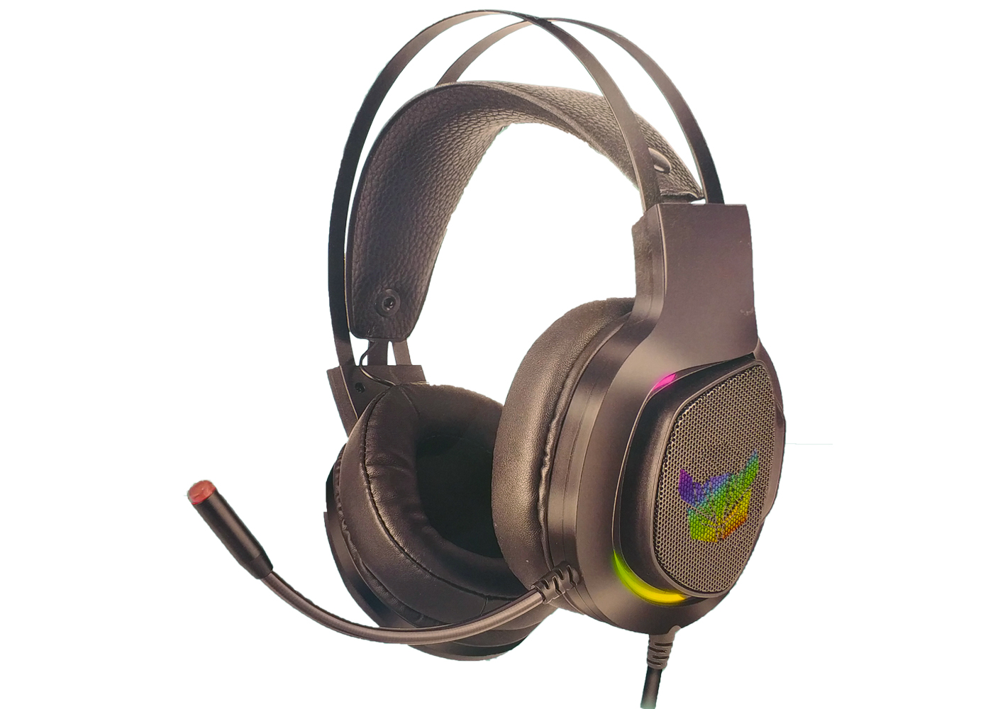 Rowl TYTO RGH-01 Siyah USB 7.1 Surround RGB Gaming Mikrofonlu Oyuncu Kulaklığı