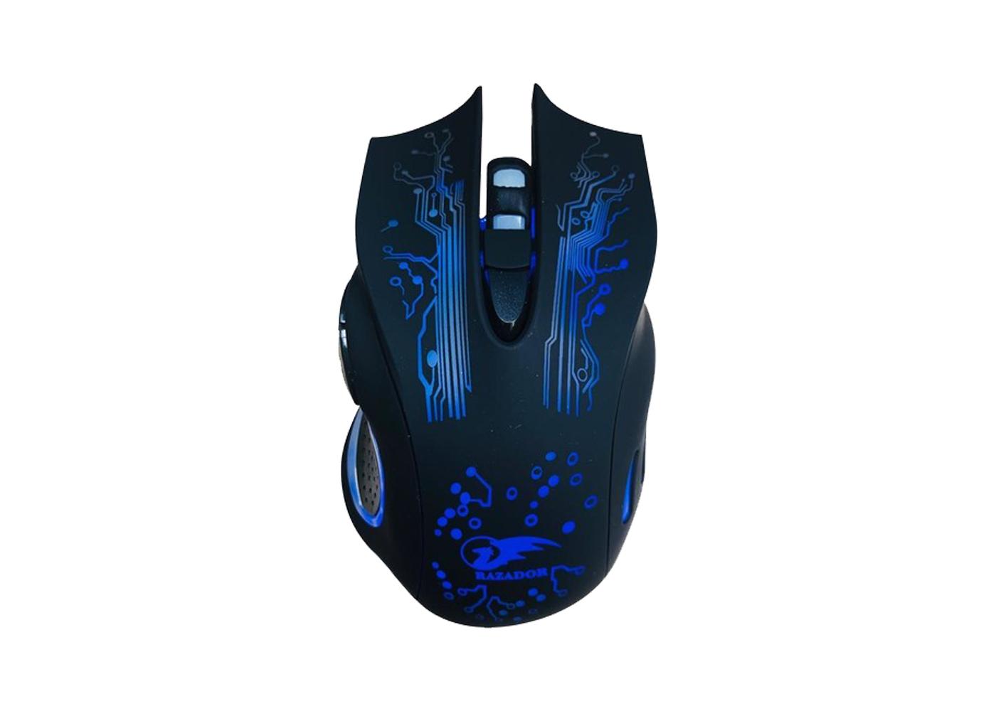 Razador RMX-51 Işıklı Gaming Oyuncu Mouse
