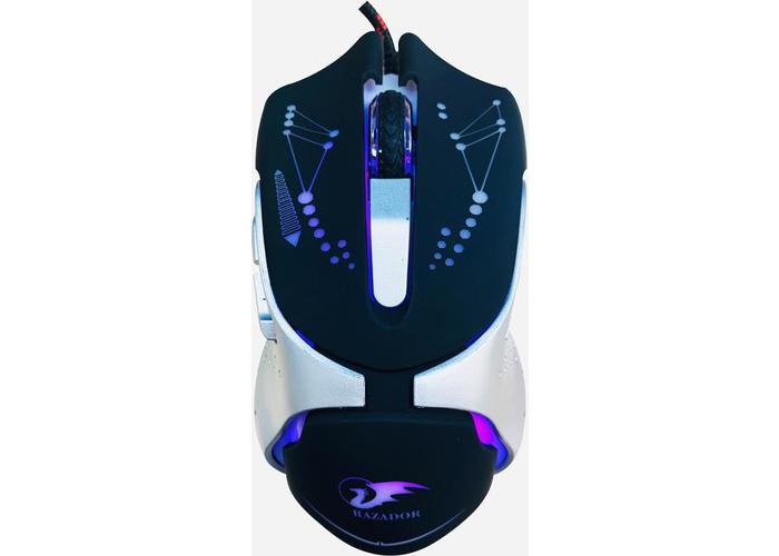 Razador RMX-52 Işıklı Gaming Oyuncu Mouse