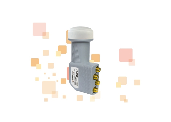 Supermax Sm-804 Quad Lnb