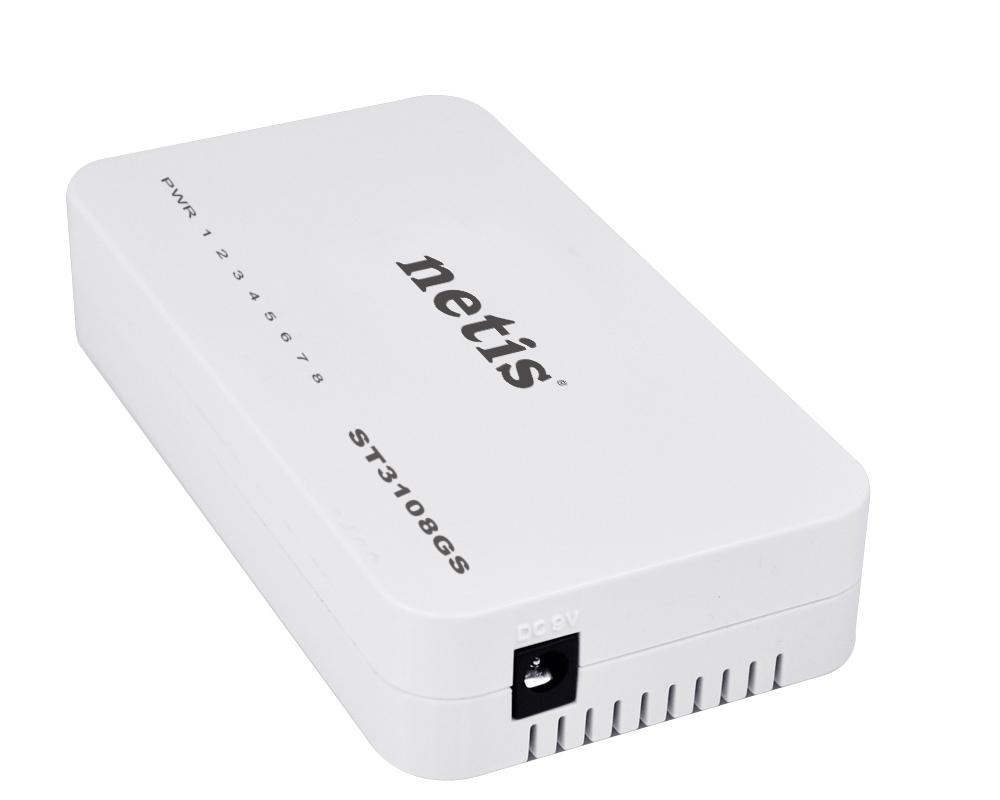 Netis St3108Gs Gigabyte Switch